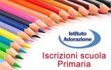Documentazione di iscrizione per la scuola primaria
