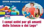 I campi estivi per gli amanti delle Scienze e dei Lego®