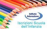 Nuova Documentazione di iscrizione per la scuola dell'Infanzia